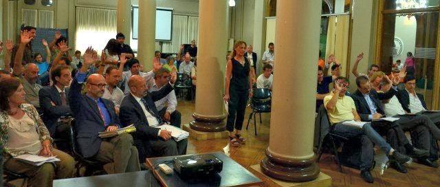 El Consejo Superior vota la nómina de evaluadores.