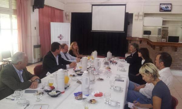 Reunión en San Lorenzo
